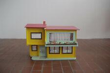 Puppenhaus 4 Zimmer 45 x 65 x 48