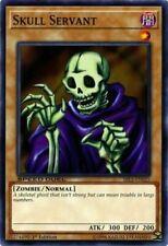 YUGIOH Skull Servant Zombie Deck Complete 40 - Cards