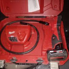Milwaukee M Spector  Inspection Scope Camera Kit