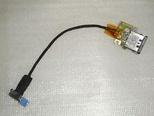 Genuine Dell Studio XPS 1640 1645 1647 E-Sata Port Board With Cable M801G HUA 01