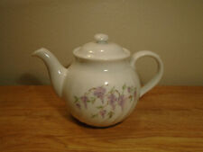 Corning Wisteria Teapot Made In Japan 81-TY