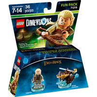 Lego Dimensions Fun Pack 71219 Legolas Set NEW