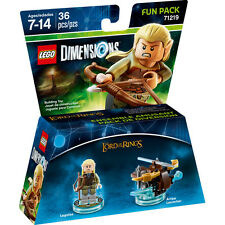 Lego Dimensions Fun Pack 71219 Legolas Set NEW