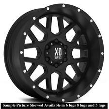 "4 New 22"" Wheels Rims for Dodge Ram 1500 Dakota 2WD Durango 2WD 4WD - 29071"