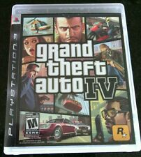 Grand Theft Auto IV Sony PlayStation 3 Maps Complete Game Mature Blood Gaming