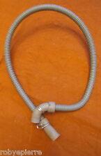 Ricambio lavatrice Indesit WD 125T 125 tubo 60 cm tubetto interno idraulico 6 9