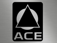 Small Ace Caravans Motor home vinyl decal badge stickers windows side front rear