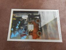 P.E Co postcard -King George III Fire engine - Shelburne Nova Scotia - Canada