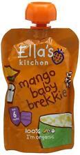 Ella's Kitchen Baby banale-Mango 100 g (Pack de 6)