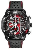 Citizen Eco-Drive Men's CA0530-41E Primo Chronograph Leather Strap 45mm Watch