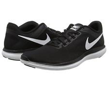 newest 68563 516c8 Nike Flex 2016 Run Womens UK 5 EU 38.5 Black   White Running Shoes Trainers