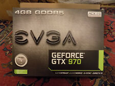 EVGA GeForce GTX 970 Gaming ACX 2.0+ Cooling Graphics Card BRAND NEW box