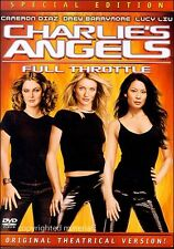 Charlie's Angels: Full Throttle (DVD)
