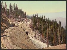 Siskiyou Mountains California A4 Photo Print