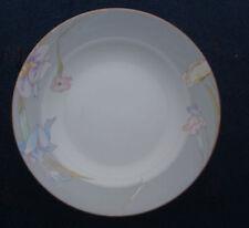 "Mikasa Charisma GRAY dinnerware rimmed soup bowl 8½"""