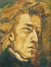 '' Portrait de Frédéric CHOPIN ''