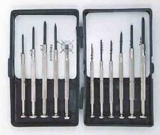 11PC Jewellers Precision Mini Screwdrivers Set Watch Mobile Laptop Micro Small