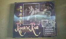 CD--STORY OF  ROCK N ROLL-3 CD BOX -----ALBUM