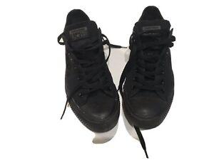 mens black converse size 11