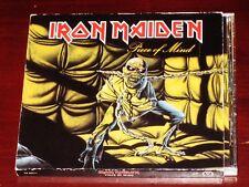 Iron Maiden: Piece Of Mind CD ECD 1998 Remaster Sanctuary USA CK 86211 Slipcase