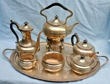 Tiffany & Co. Sterling Silver 7 Pcs Tea Set Circa 1865 MUSEUM PIECE MAGNIFICENT
