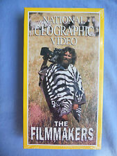 National Geographic Video - The Filmmakers (VHS, 2003)