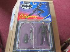 Batman Returns Catwoman figure MINT ON CARD