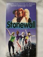 Stonewall ~ VHS BMG Gay Interest Musical RARE HTF PROMOTIONAL SCREENER COPY
