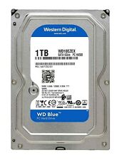 NEW Western Digital Blue 1TB 3.5-inch SATA III 6Gb Desktop HDD, 7200rpm, 64MB