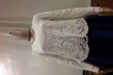 LACE WORK SHIRT FREE SHIPPING FROM USA