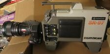 Hitachi Sk-97 TV Computacam Studio Camera with Canon J14x88 14X 8-112mm Lens