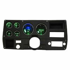For Chevy Suburban 87 Intellitronix Direct Fit LED Digital Gauge Panel, Green