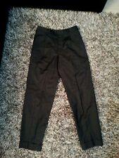 lotto 91 pataloni pantalone classico uomo grigio vita 36 h 97 cm