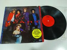 "Heart Heart Wilson 1985 Capitol Mexico Edition - LP 12"" Vinilo VG/VG"
