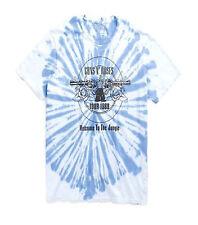 Lucky Brand - Mens M - NWT - Guns n Roses Bootleg Tie Dye Jungle Concert T-Shirt