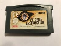 ROBOT WARS EXTREME DESTRUCTION NINTENDO GAMEBOY ADVANCE GBA GAME CARTRIDGE ONLY