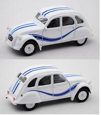 NOREV serie 500 Classic 310508 CITROEN 2cv France 3, Bianco/Blu