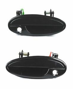 NEW Front Outside Exterior Door Handles Set for Chevy Impala Malibu Monte Carlo