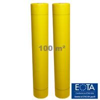 2 x 50m Armierungsgewebe Gewebe Putzgewebe WDVS Glasfasergewebe 165g 4 x 4mm