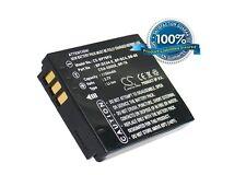 3.7V battery for Panasonic DMC-FX01EB-K, Lumix DMC-LX2EG, Lumix DMC-LX1S Li-ion