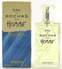 (GRUNDPREIS 119,80€/100ML) ROCHAS EAU DE ROCHAS 50ML EAU DE TOILETTE SPRAY