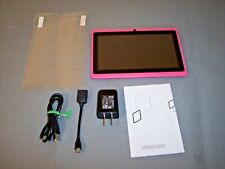 7 INCH ANDROID 4.4 ALLWINNER CAMERA EXTERNAL TABLET PC Tested