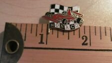 * F1 RARE pin pinback badge MONACO GRAND PRIX FORMULA 1 RACING *