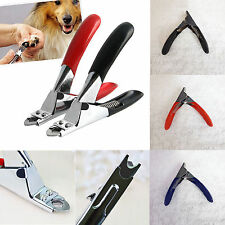 Pet Dog Cat Nail Toe Claw Clippers Scissors Trimmer Shear Cutter Grooming Tool k