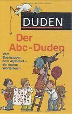Der Abc-Duden von Holzwarth-Raether, Ulrike, Müller-Wolf...   Buch   Zustand gut