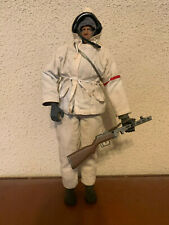21st Century German Soldier With Accessories Reverseable Artic Outfit