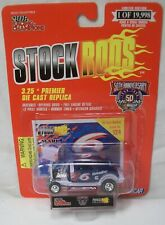 RACING CHAMPIONS STOCK RODS 124 1/64 MARK MARTIN 1932 FORD HIGHBOY 1998 DIECAST