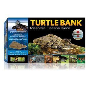 Exo Terra Turtle Bank Large Magnetic Floating Platform