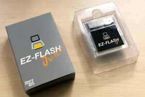 EZ FLASH Junior Jr GB GBC Game boy Pocket/Color/Advance/SP FAST SHIP USA