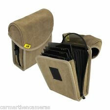 Lee filters field pouch Sand colour holds up to 10 filters
